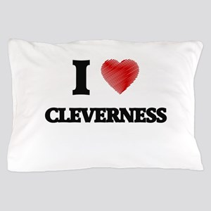 cleverness Pillow Case