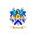 Rigley Sticker (Rectangle 10 pk)