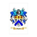 Rigley Sticker (Rectangle 50 pk)