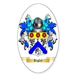 Rigley Sticker (Oval 50 pk)