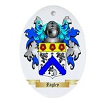 Rigley Oval Ornament