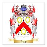 Rigge Square Car Magnet 3