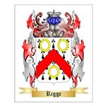 Rigge Small Poster