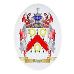 Rigge Oval Ornament