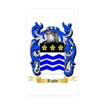 Rigby Sticker (Rectangle 50 pk)