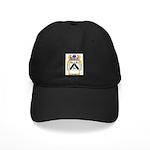 Riediger Black Cap