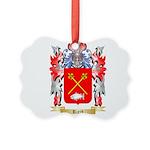 Rieck Picture Ornament