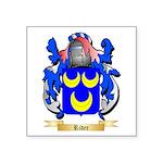 Rider Square Sticker 3