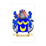 Rider Sticker (Rectangle 50 pk)