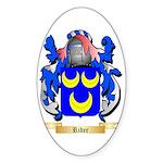 Rider Sticker (Oval)