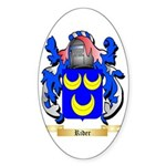 Rider Sticker (Oval 50 pk)