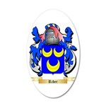 Rider 20x12 Oval Wall Decal