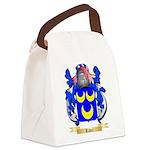 Rider Canvas Lunch Bag