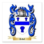 Ridel Square Car Magnet 3