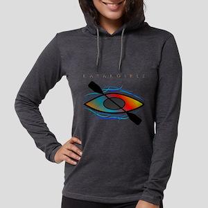kayak_3b Long Sleeve T-Shirt
