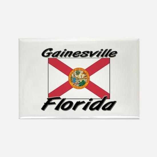 Gainesville Florida Rectangle Magnet