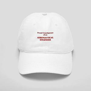 Proud Grandparent of a Aeronautical Engineer Cap