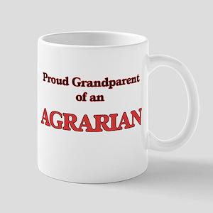Proud Grandparent of a Agrarian Mugs