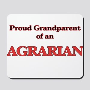 Proud Grandparent of a Agrarian Mousepad