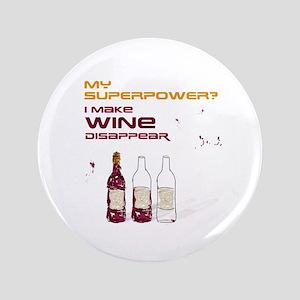 Funny Wine Quote Button
