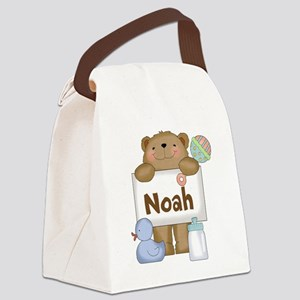 Noah's Canvas Lunch Bag