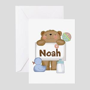 Noah's Greeting Cards (Pk of 20)