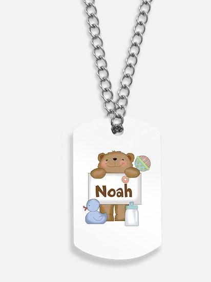 Noah's Dog Tags