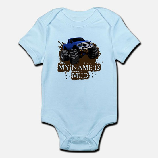 MUD TRUCK-01 Body Suit