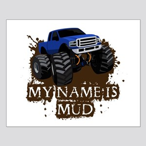 MUD TRUCK-01 Posters