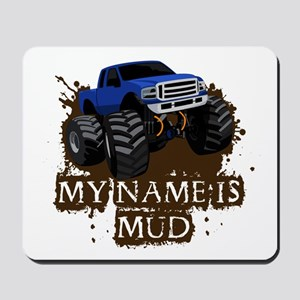 MUD TRUCK-01 Mousepad
