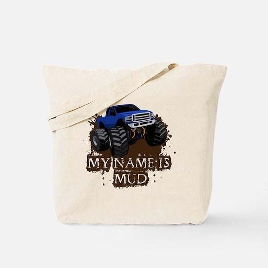 MUD TRUCK-01 Tote Bag