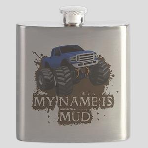 MUD TRUCK-01 Flask