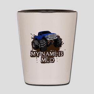 MUD TRUCK-01 Shot Glass