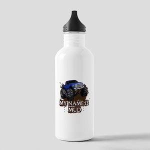 MUD TRUCK-01 Water Bottle