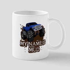 MUD TRUCK-01 Mugs