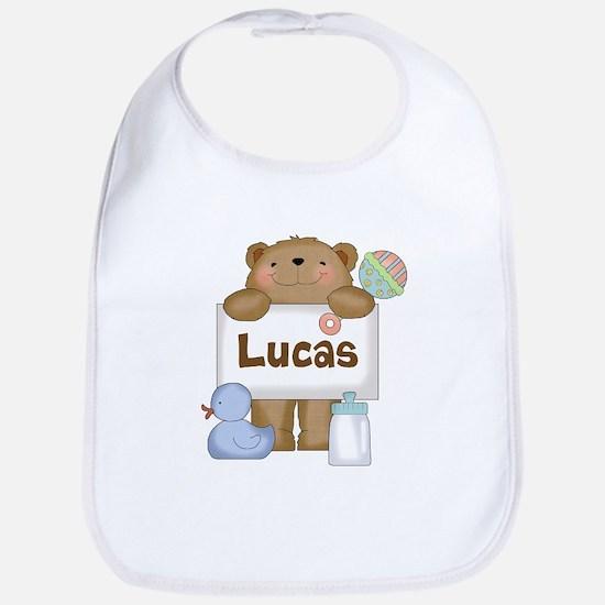 Lucas's Bib