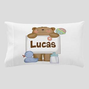 Lucas's Pillow Case