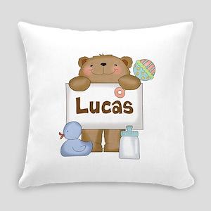 Lucas's Everyday Pillow