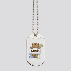 Lucas's Dog Tags
