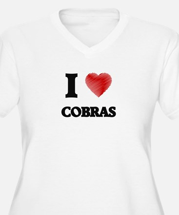 cobra Plus Size T-Shirt