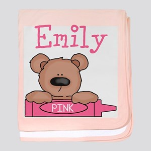 Emily's baby blanket