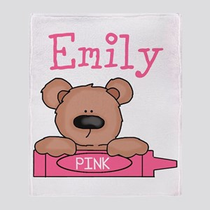 Emily's Throw Blanket