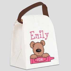 Emily's Canvas Lunch Bag