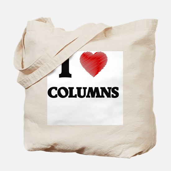 column Tote Bag