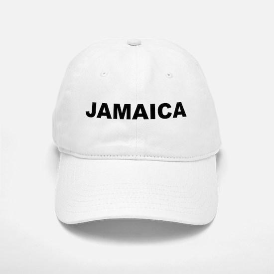 I'm From Jamaica Baseball Baseball Cap