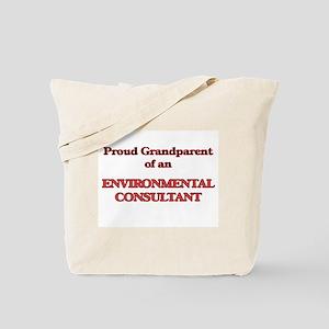 Proud Grandparent of a Environmental Cons Tote Bag