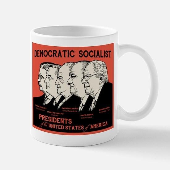 Democratic Socialist Presidents Mug