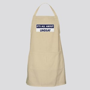 All about LINDSAY BBQ Apron