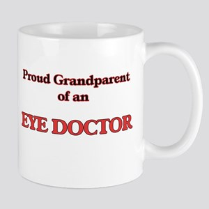 Proud Grandparent of a Eye Doctor Mugs