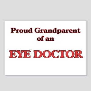 Proud Grandparent of a Ey Postcards (Package of 8)